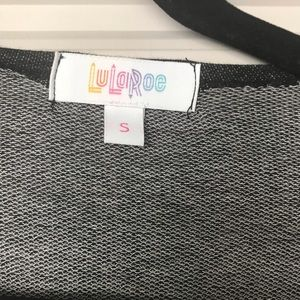 LuLaRoe Other - Dark Grey/Black Small Lularoe Sarah